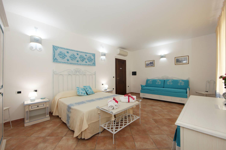Guest House Villabianca - Camera Large